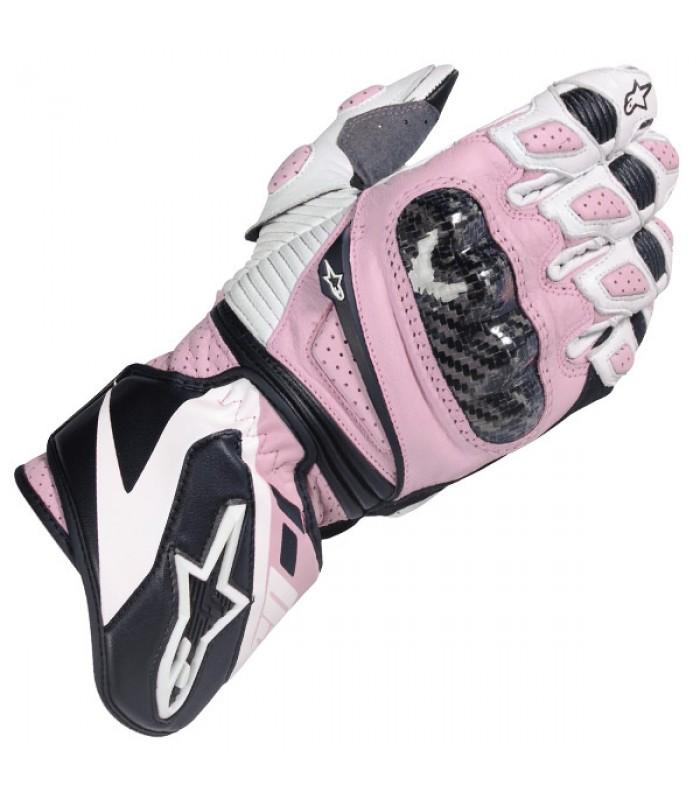 Мотоперчатки ALPINESTARS STELLA SP-2 женские розовые